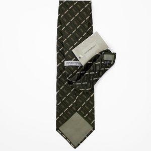 Emporio Armani Other - SALE❄️Emporio Armani - Check Silk Tie