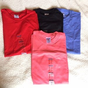 Tops - Bundle of Colorful Tees NWT 🎉