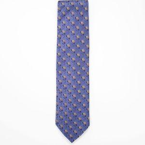 Ermenegildo Zegna Other - SALE🎁Ermenegildo Zegna - Patterned Silk Tie - NWT