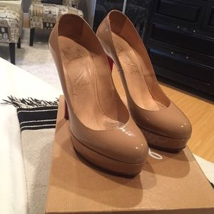 Christian Louboutin Bianca AUTHENTIC!!