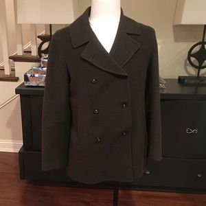 Massimo Alba Other - Massimo Alba Double Breasted Pea Coat