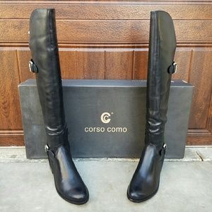 Corso Como Shoes - Moto-Style Corso Como OTK Boots