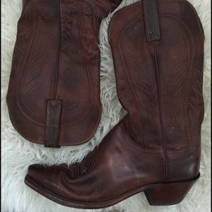 Lucchese Shoes - LUCCHESE Women's 1883 Size 8