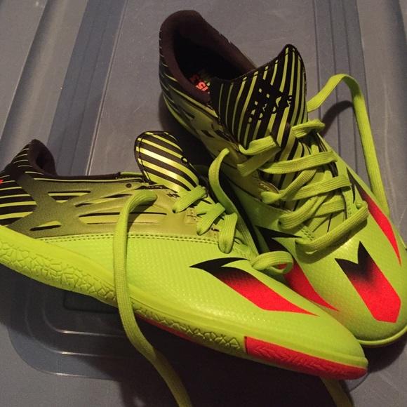 bee15616b Adidas Other - Adidas Messi 15.3 Indoor Soccer Cleats!
