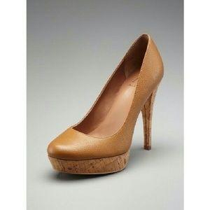 Ava & Aiden Shoes - Ava & Aiden Maxine Cork Pump 10