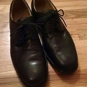 Johnston & Murphy Other - Black dress shoes