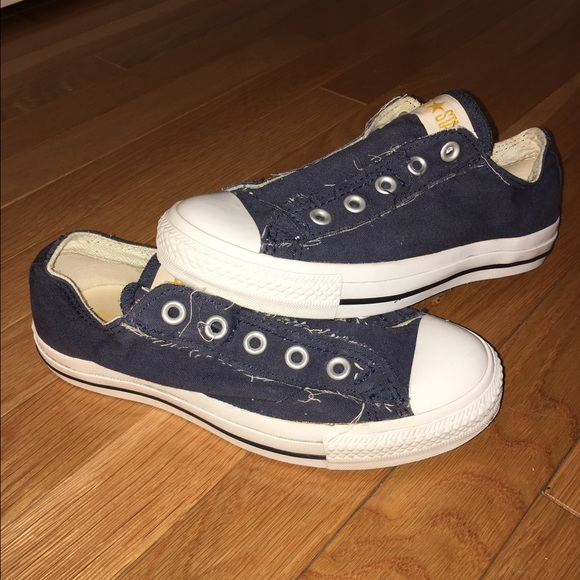 a79405589d8b Converse Shoes - Converse navy blue