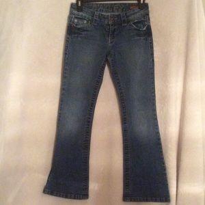 Delias Denim - 💙 Bailey Delia's Jeans Size 1/2 EUC Size 0 Size 1
