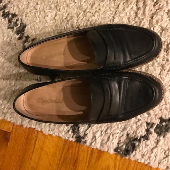 5caa9987e8f Madewell Shoes - Madewell Elinor Loafer