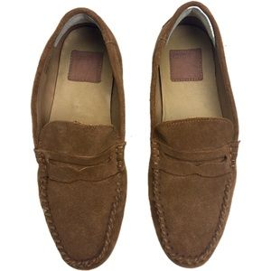 Men's ASOS Leather Loafers