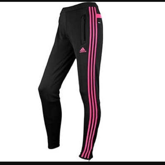 0bff9e20c7b Adidas Pants | Women Pink Trio Training Pant | Poshmark