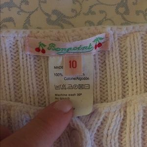 Bonpoint Other - Bonpoint Girls Sweater size 10a