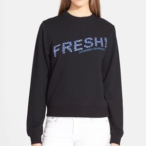Opening Ceremony Tops - ✨HP✨ Opening Ceremony Fresh Logo Sweatshirt NWT