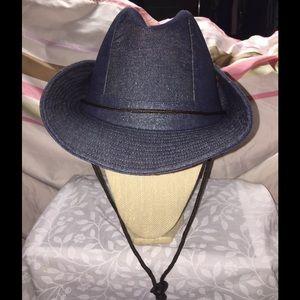 Accessories - Denim with sparkle Hat