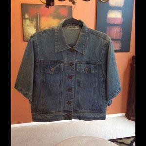 Nasty Gal Jackets & Blazers - 🌷SpringSal🌷 Rehab Short Jean Jacket, Nasty Gal