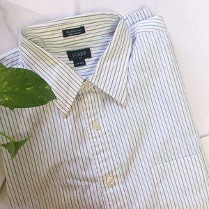J. Crew Other - J. Crew Striped Button Down Shirt
