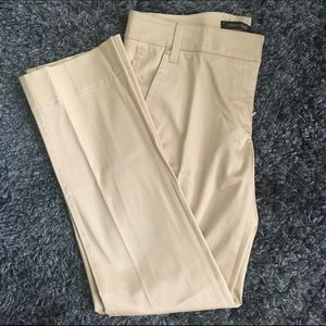 Roberto Cavalli Khaki Dress Pants