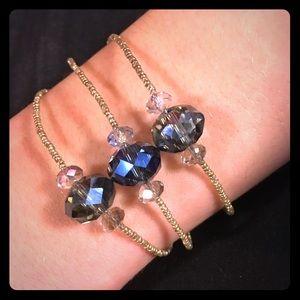Jewelry - Small Jeweled Bracelet