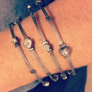 Jewelry - Cookie Lee Stack Bangles