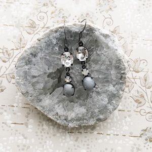 Cultiverre Jewelry - argent earrings