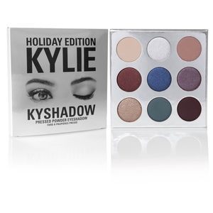Kylie Jenner Holiday Kyshadow