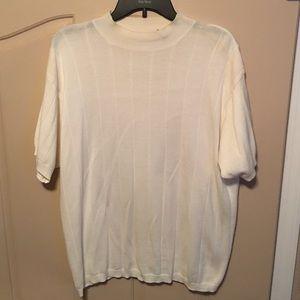 Dress Barn Tops - DRESS BARN PLUS SIZE 1x sweater blouse