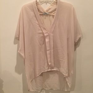 Do & Be Tops - 😍Cream gathered blouse