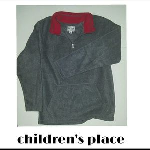 Children's Place Other - Boys Fleece Pullover