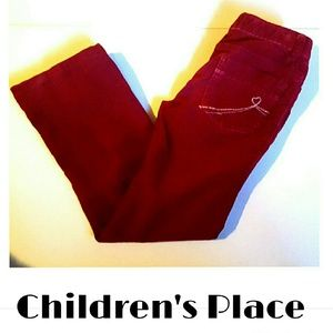 Children's Place Other - Girls Pink Corduroy