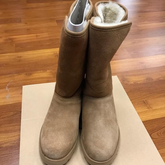 d0bd7390a86f Chestnut Amie Ugg Boots! M 584e4ce999086a07bb029fbd
