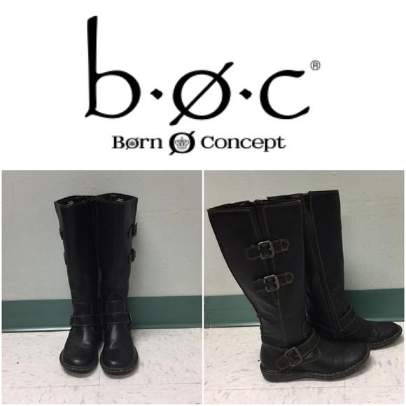 47ca360e0ea8 b.o.c. Shoes - B.O.C Cleo Tall Wide Shaft Boots