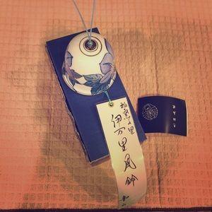 New  Japanese Porcelain Bell from Japan