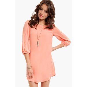 Tobi Dresses & Skirts - NWT Blush Pink TOBI Shift Dress