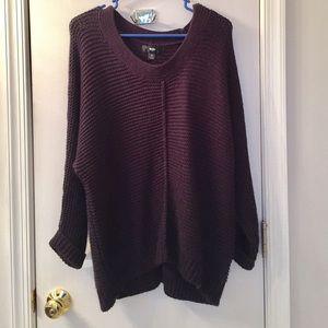 Mossimo Sweaters - 🔴SALE🔴Mossimo Black Tunic Sweater