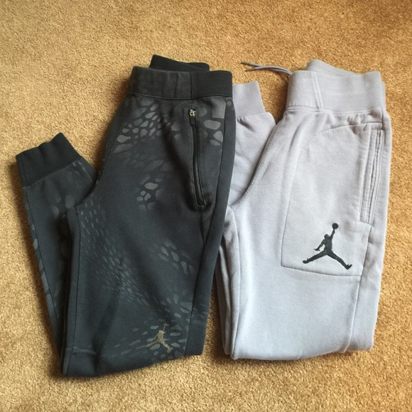 big sale 067b9 14cff Jordan Other - Jordan sweatpants 2 pairs🔥