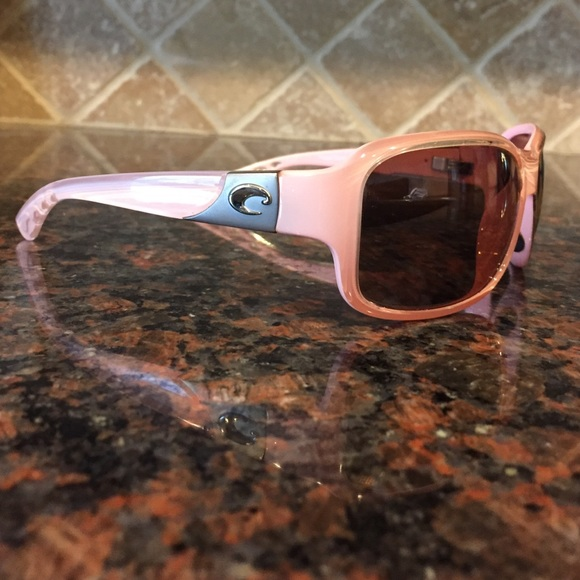 8ff142eb466f Costa Del Mar Accessories - Pink Costa Del Mar Inlet Sunglasses