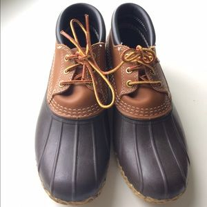 L.L. Bean Other - 3 eyed Duck boots