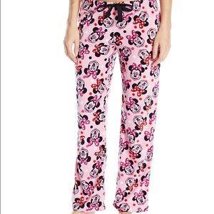 Disney Minnie Mouse Fleece Pajama Pant 🦄