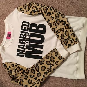 Married to The mob long sleeves