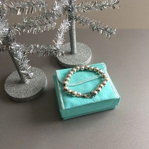Tiffany & Co. Jewelry - Tiffany & Co. Silver Ball Bracelet Authentic