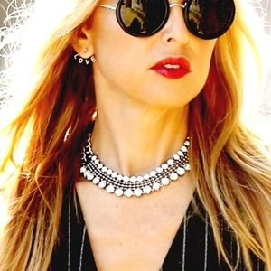 Dramatic chunky necklace/choker by Dylanlex❤️HP