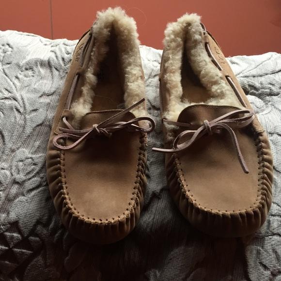 womens ugg bella moccasins