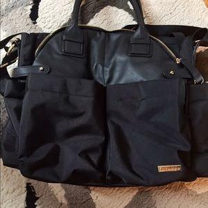 Skip Hop Handbags - Skip Hop Downtown Chic diaper bag