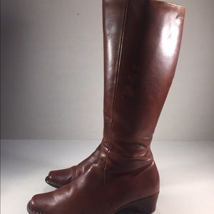 PIKOLINOS Shoes - Pikolinos Brown Leather Boots Size 36- US size 6.