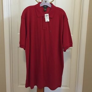 Club Room Other - Red Polo Shirt NEW