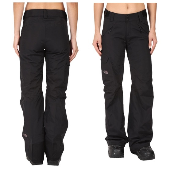 38 Off The North Face Pants Black North Face Freedom