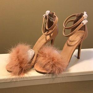 Sexy Pink foofoo Heels