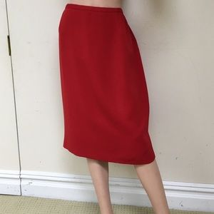 Dresses & Skirts - 🆑New Red Skirt 🔴
