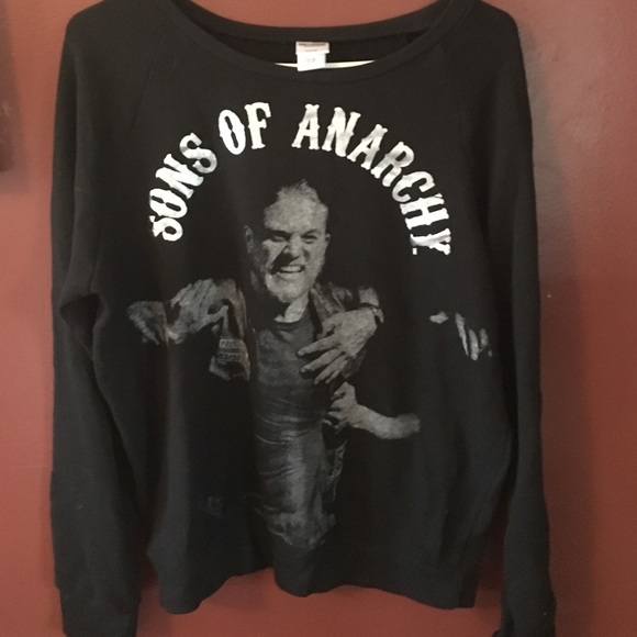 Jax teller sons of anarchy sweater  sc 1 st  Poshmark & Hot Topic Sweaters | Jax Teller Sons Of Anarchy Sweater | Poshmark