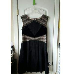 Used once black with lace dress.